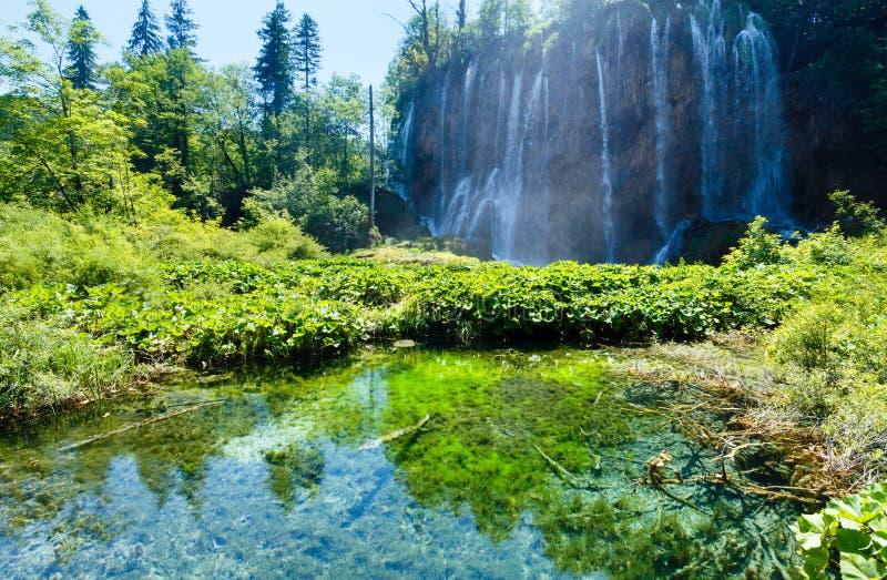Download Parque Nacional Dos Lagos Plitvice (Croatia) Imagem de Stock - Imagem de cena, montanha: 29844369