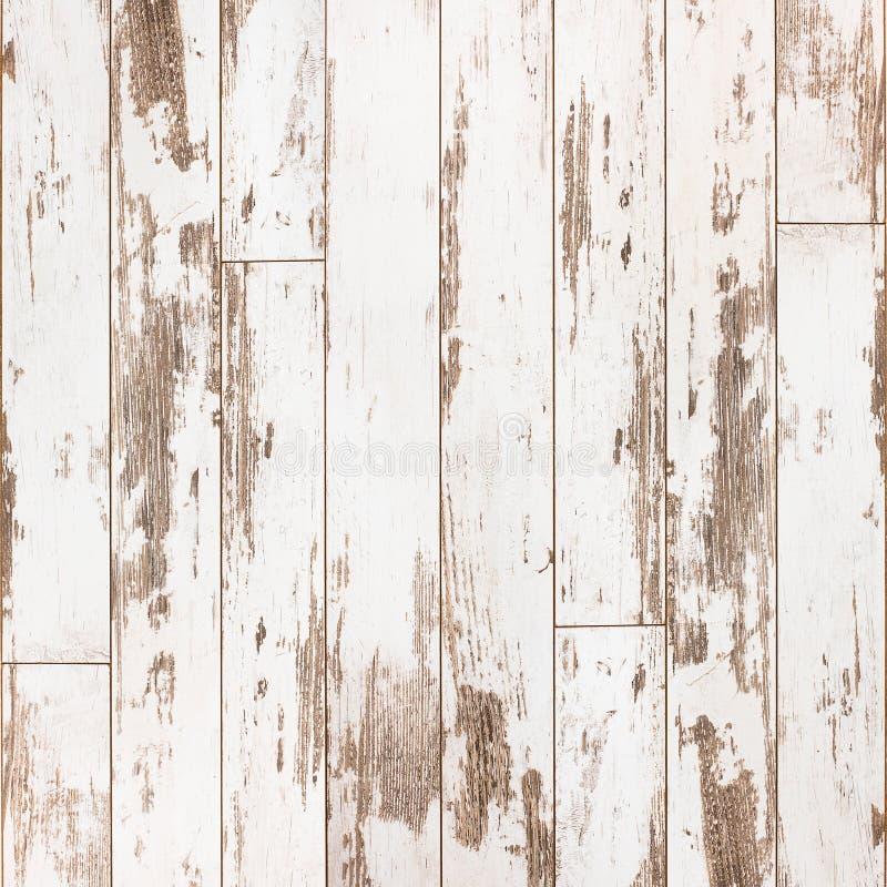 Opinião superior da textura de madeira foto de stock