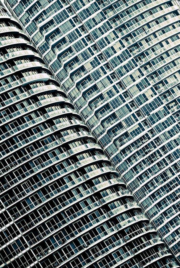 Opinião urbana da cidade, construção urbana, detalhes da arquitetura e fragmento, fragmento na foto desaturated, arquitetura da a imagem de stock
