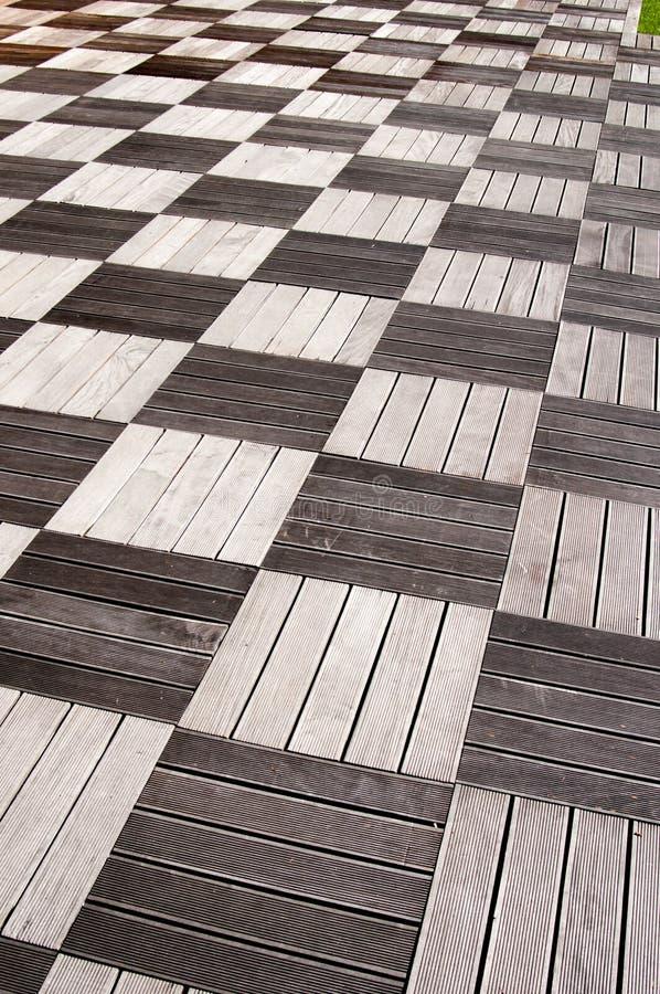 Opinión abstracta del pavimento imagen de archivo