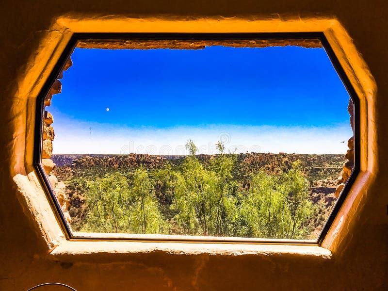 Opinión capítulo Palo Duro Canyon en Tejas fotos de archivo