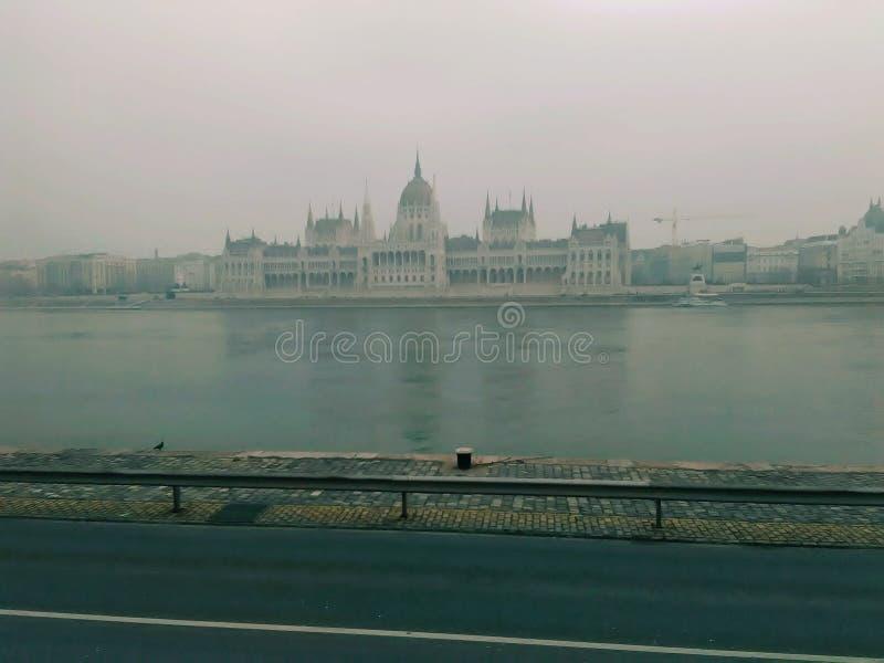 Opinión de Budapest foto de archivo libre de regalías