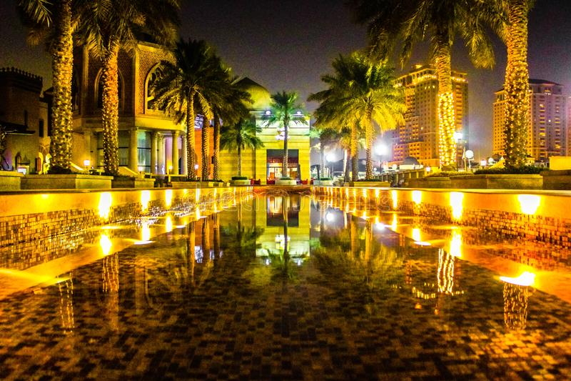 Opinión de Katara fotografía de archivo