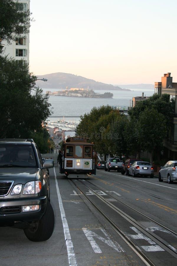 Opinión de San Francisco fotos de archivo libres de regalías