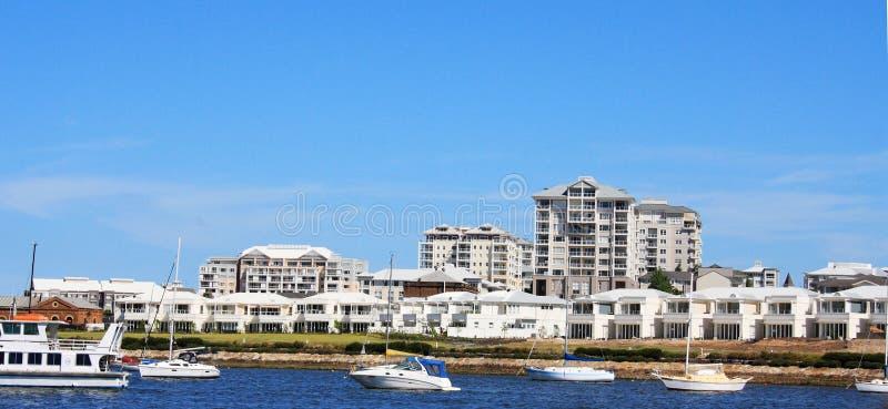 Opinión del río de Parramatta, Sydney imagenes de archivo