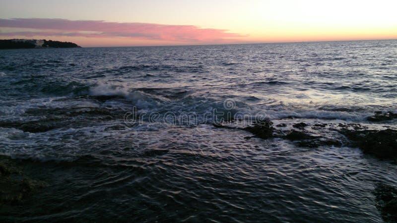 Opinión del verano foto de archivo libre de regalías