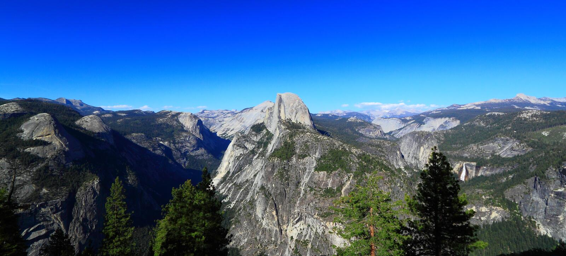 Download Opinión Panorámica Del Parque De Yosemite Natonal Imagen de archivo - Imagen de unido, escénico: 41911177