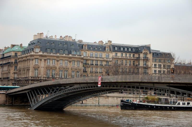 Opiniões da cidade de Paris fotos de stock