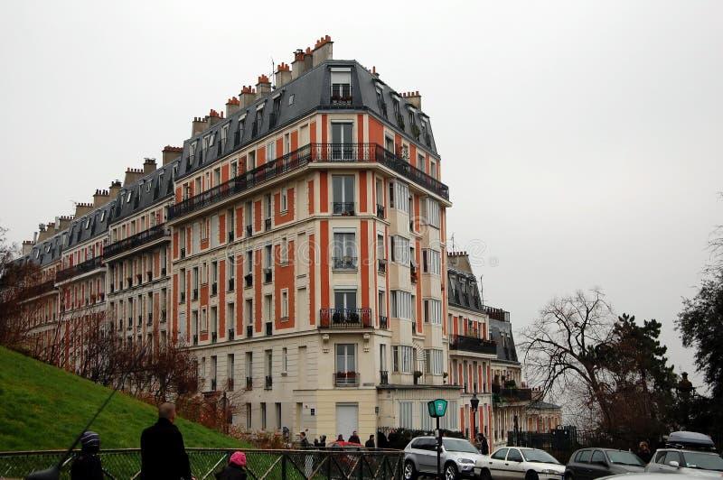 Opiniões da cidade de Paris fotografia de stock royalty free