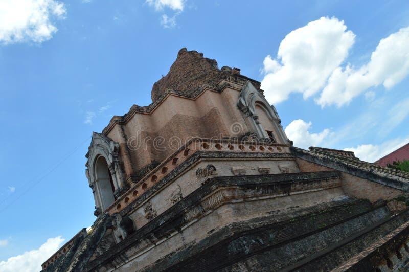 opiniões do pagode fotografia de stock
