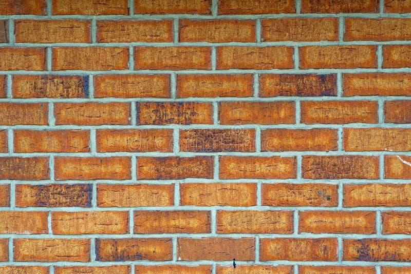 Opini?n del primer del viejo brickwall Textura antigua del brickwall para el fondo foto de archivo