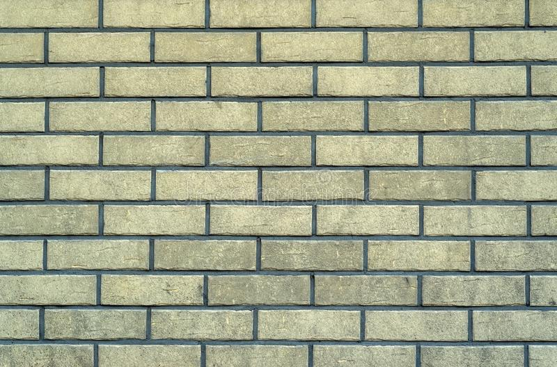 Opini?n del primer del viejo brickwall Textura antigua del brickwall para el fondo foto de archivo libre de regalías
