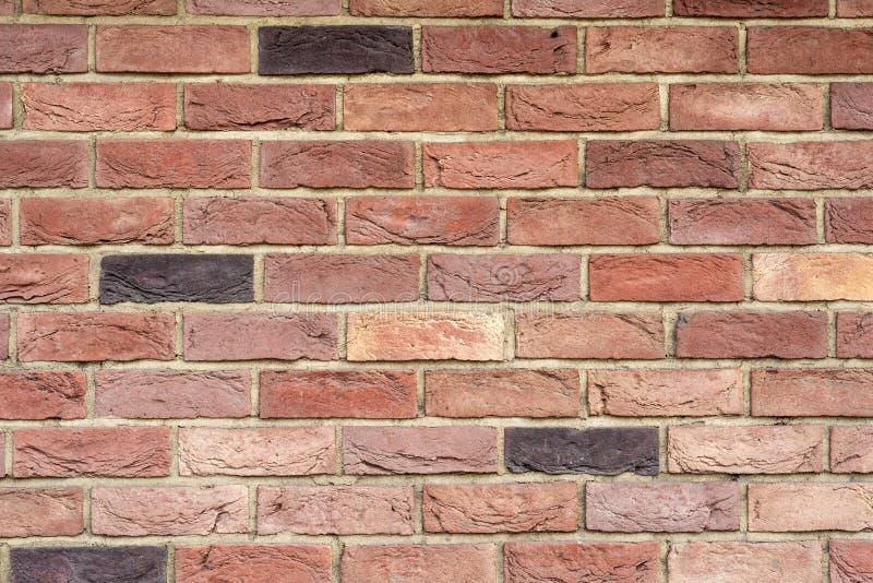 Opini?n del primer del viejo brickwall Textura antigua del brickwall para el fondo imagen de archivo