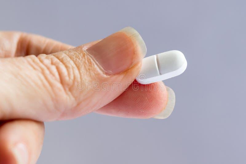 Opioid bólowy zastępujący fotografia stock