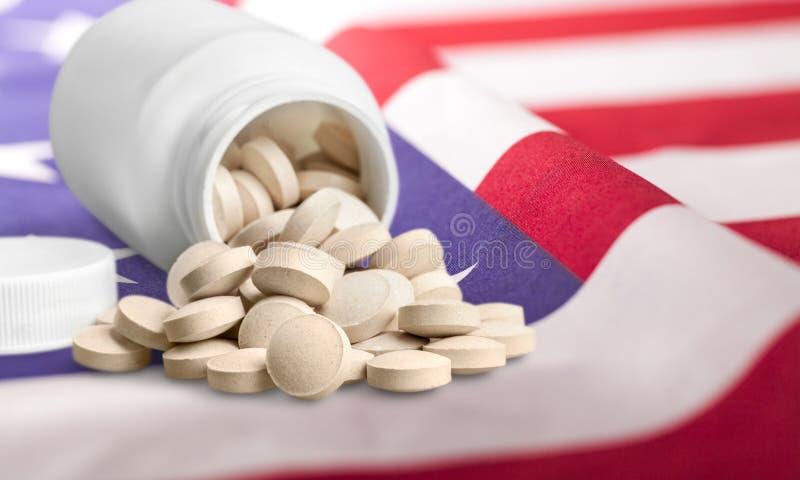 opioide fotografia stock libera da diritti