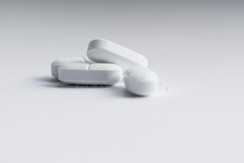 Opioiden smärtar relieveren royaltyfria foton