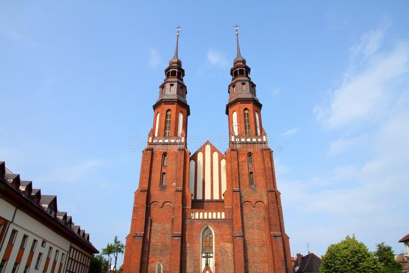 Opole, Polen royalty-vrije stock foto's
