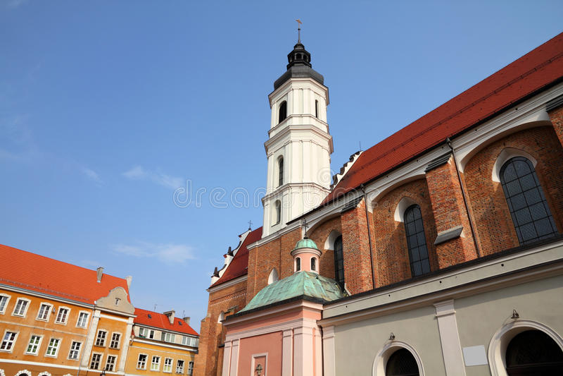 Opole, Polen lizenzfreies stockbild