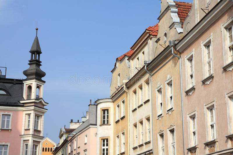 Opole-Stadt, Polen stockfoto