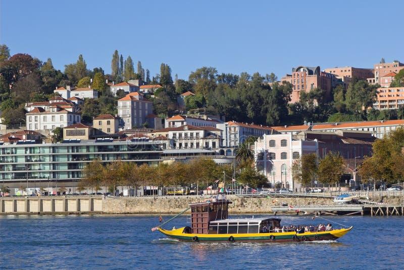 Download Oporto Douro River stock photo. Image of riverside, douro - 27478416