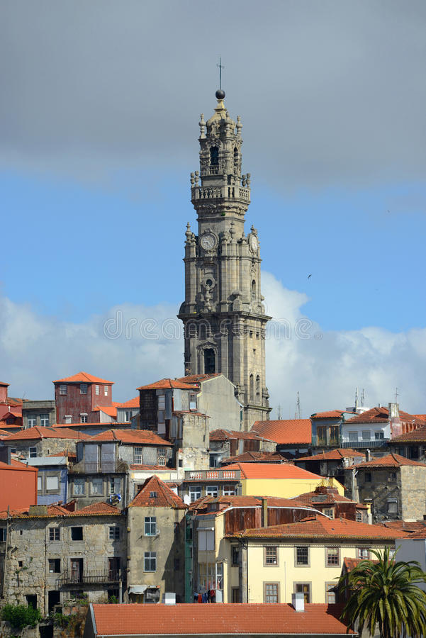 Download Oporto Old City, Portugal stock photo. Image of castle - 31908738
