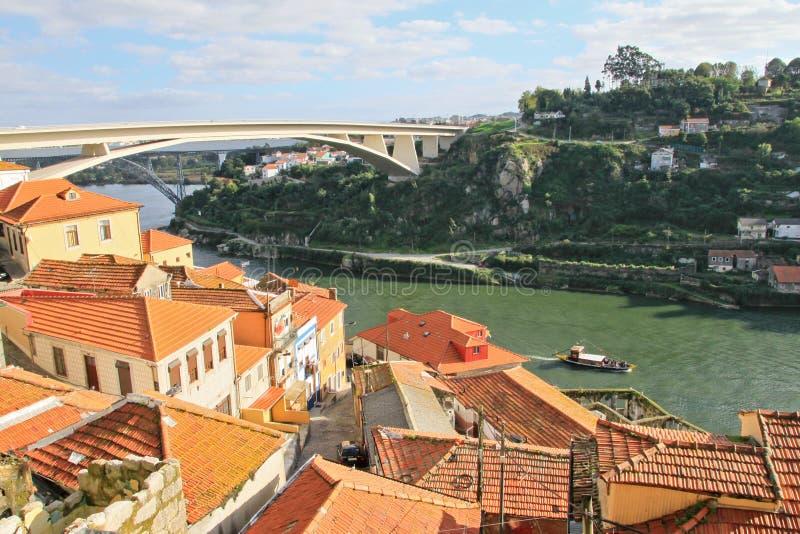 Oporto (Oporto). immagini stock