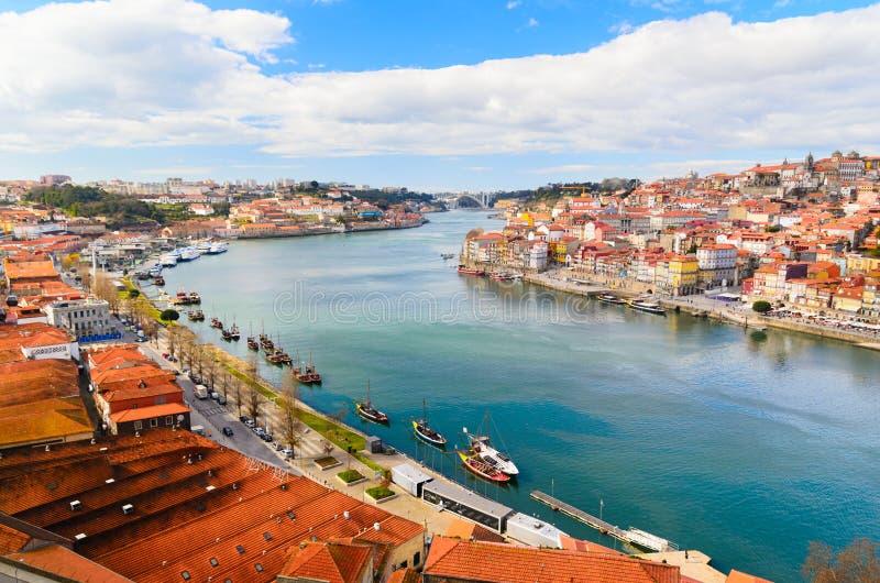 Oporto, Portogallo fotografia stock