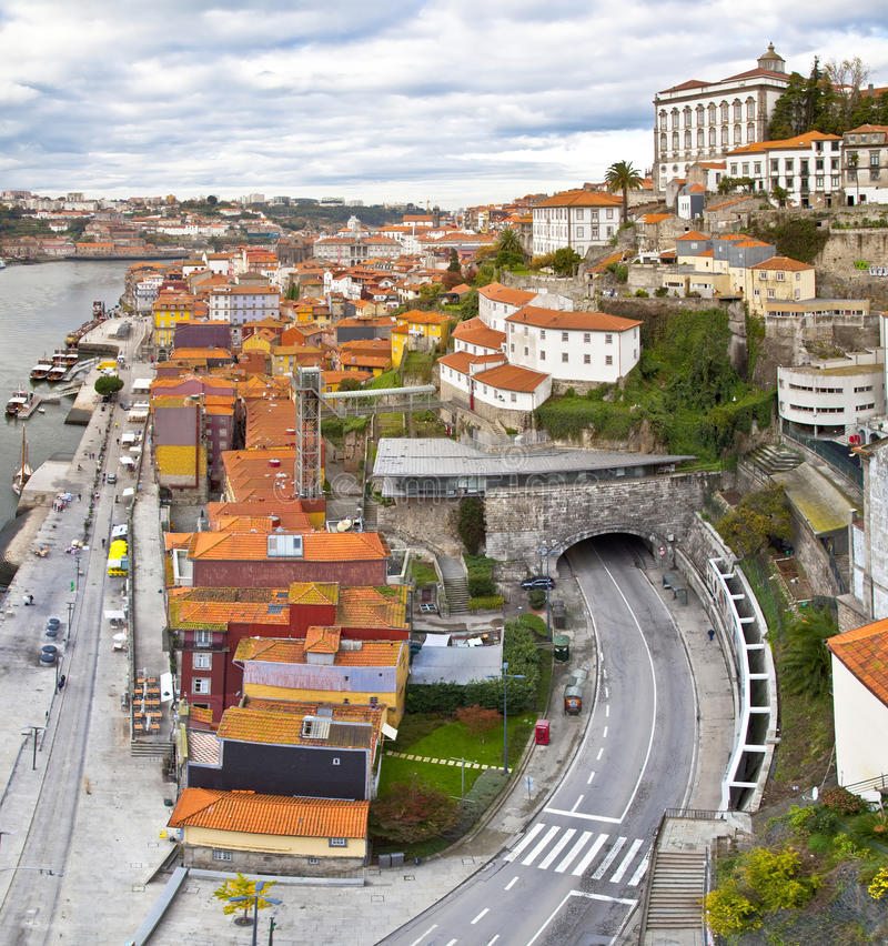 Oporto, Portogallo immagine stock