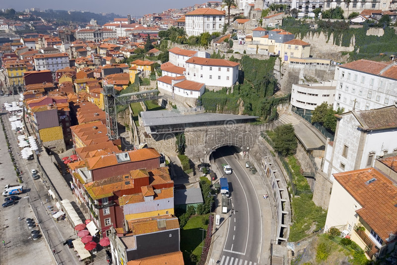 Oporto, Portugal imagenes de archivo