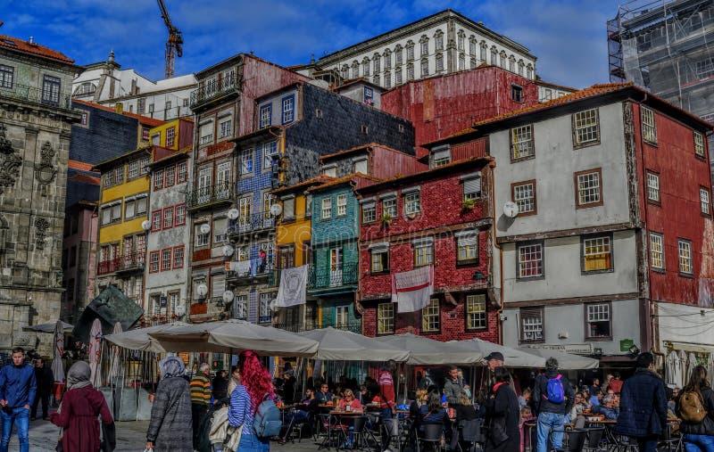 Oporto royaltyfri foto
