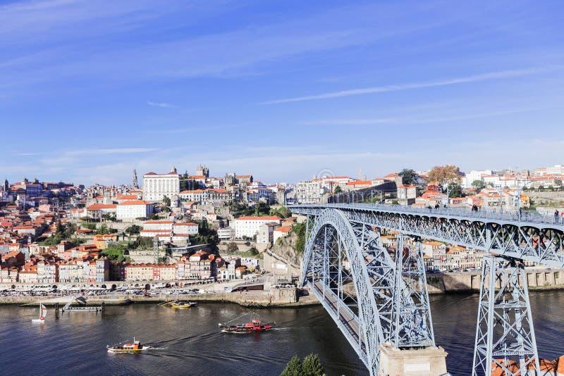 Oporto, Portugal stock photography