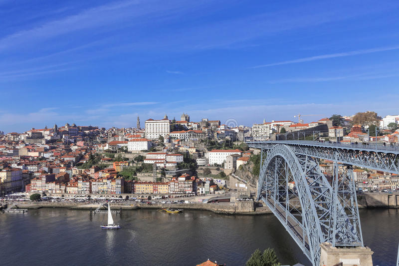 Oporto, Portugal royalty free stock photography