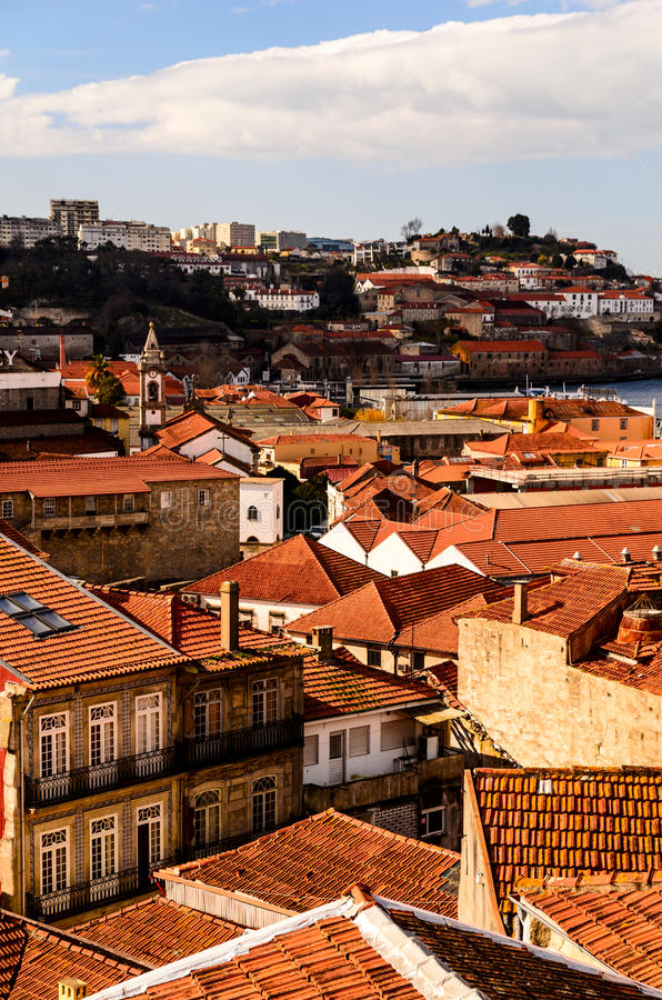 Download Oporto roofs stock photo. Image of oporto, roofs, town - 28118480
