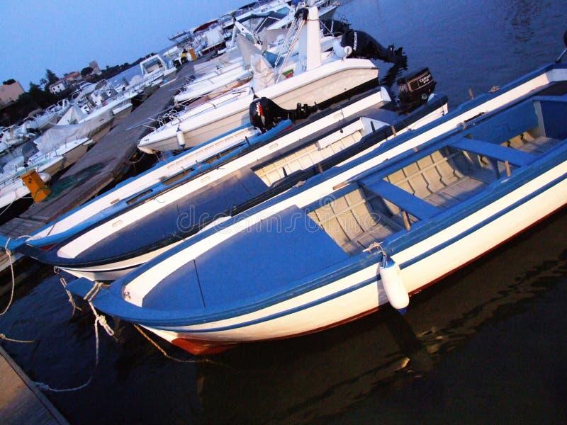 Oporto Ulisse-Ognina-Catania-Sicilia-Italia - terreni comunali creativi da gnuckx fotografia stock libera da diritti