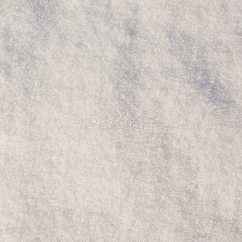 Oppervlakte met sneeuw wordt behandeld die stock afbeeldingen