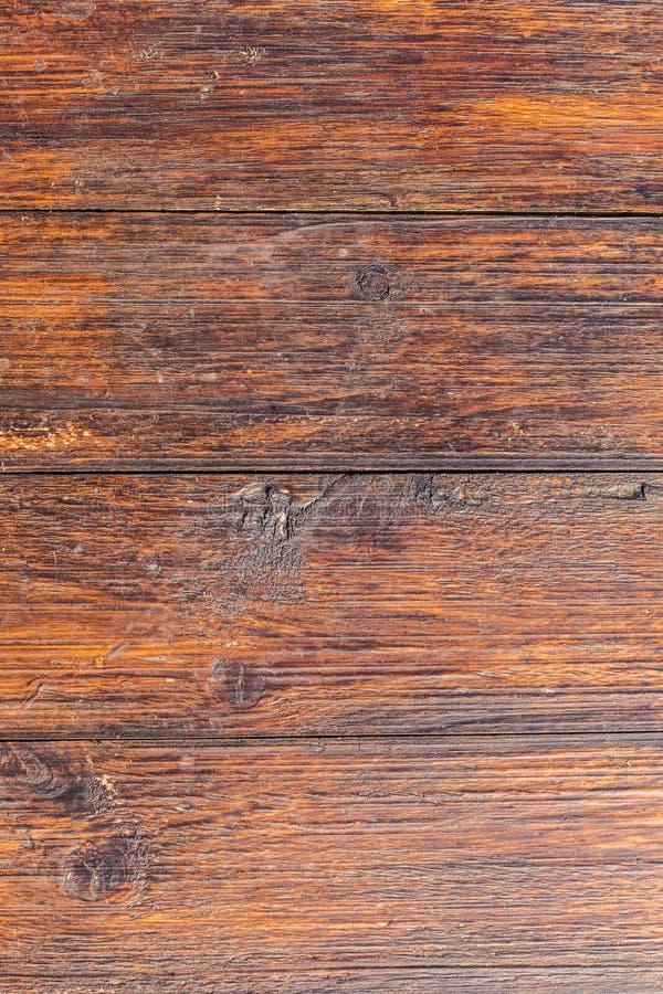 Oppervlakte Uitstekende houten textuur oude panelen als achtergrond stock fotografie