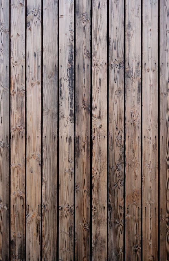 Oppervlakte van de oude beschadigde en doorstane houten raad stock afbeeldingen