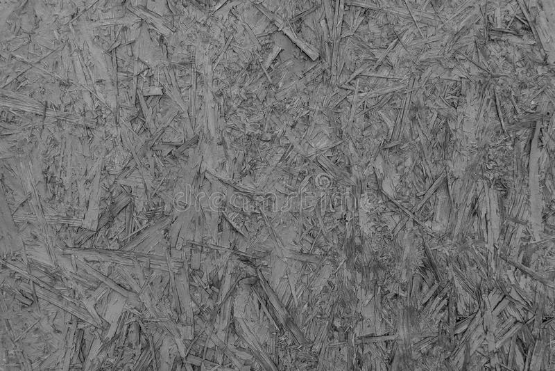 Oppervlakte van Gedrukte Houten Dichte omhooggaand Particleboard Achtergrond Textu stock foto