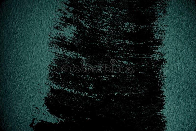 Oppervlakte van het Grunge de vuile ultra blauwe Pleister of gipspleistermuur - binnen achtergrond stock fotografie