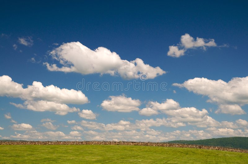 Download Opportunity stock photo. Image of fence, wooden, grass - 5263872