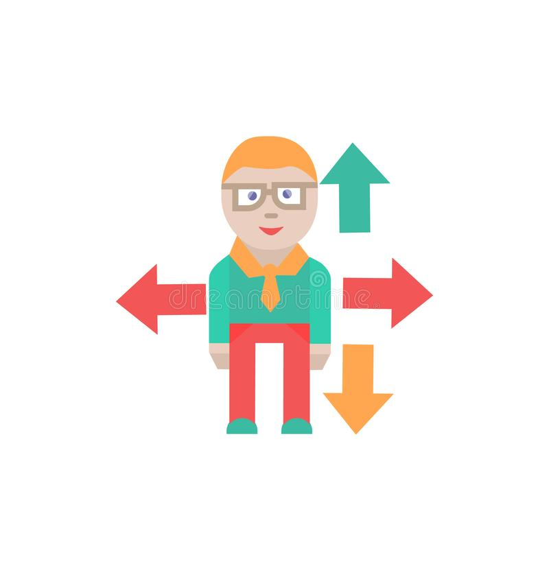 Opportunity icon- vector sign and symbol stock illustration