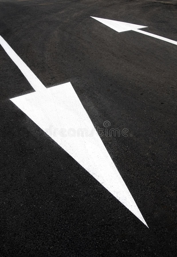 Download Opposite directions stock image. Image of economy, business - 26540553