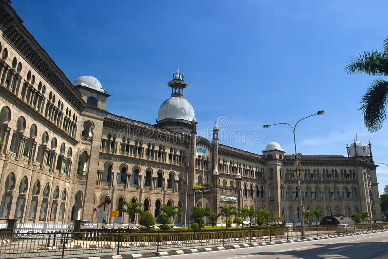 Railway Administration Building. Opposite the KL railway station is another Mughal-inspired masterpiece by Mr. Hubback. It was completed in 1917 as an stock photography