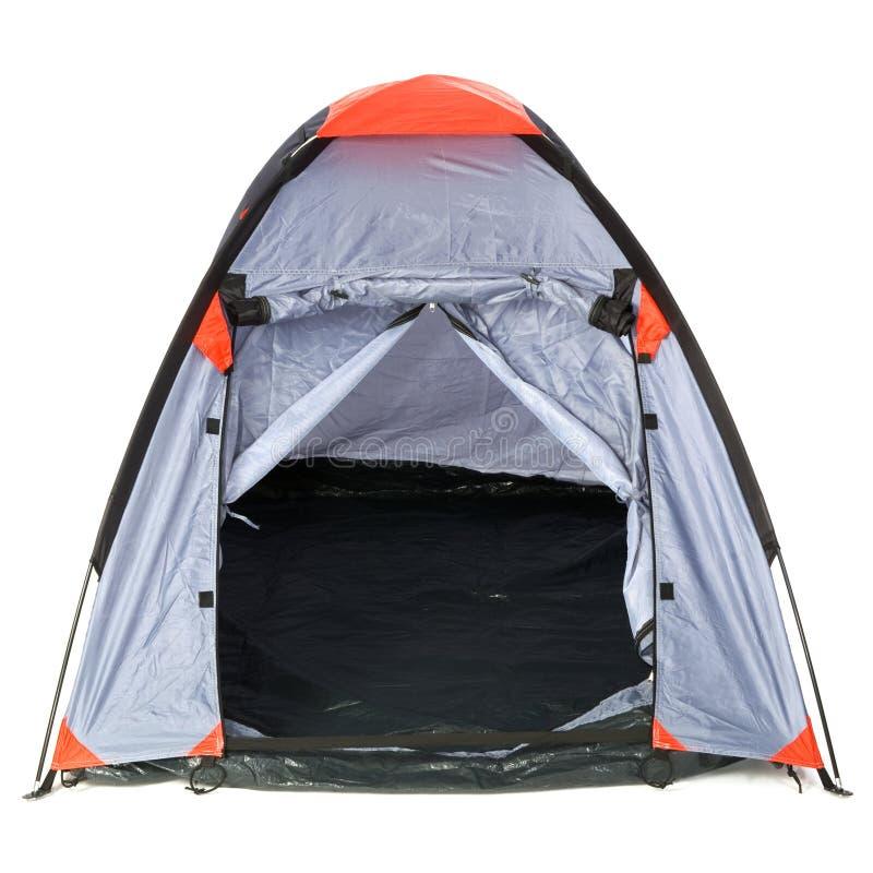 opróżnia namiot zdjęcie stock