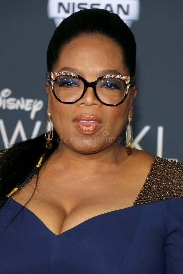 Oprah Winfrey arkivfoton