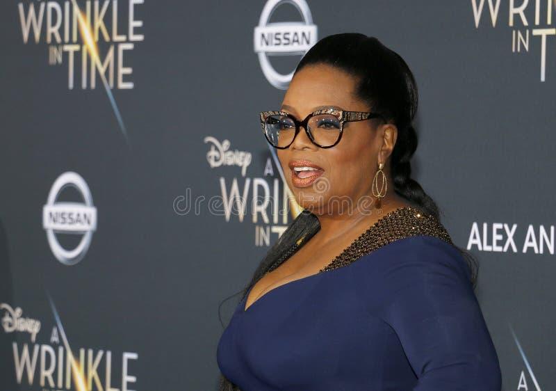 Oprah Winfrey royaltyfria foton