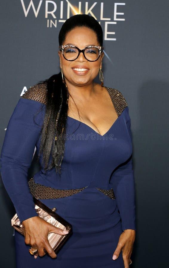Oprah Winfrey royaltyfri foto