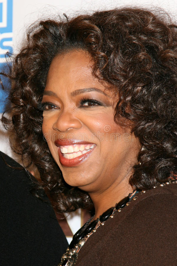 Free Oprah Winfrey Royalty Free Stock Photo - 20327575