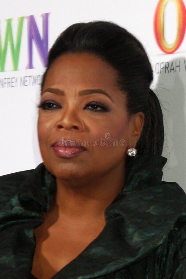 Oprah Winfrey стоковые изображения rf