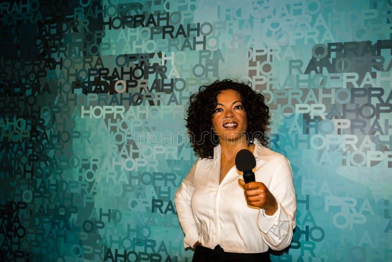 Oprah Winfrey стоковая фотография rf